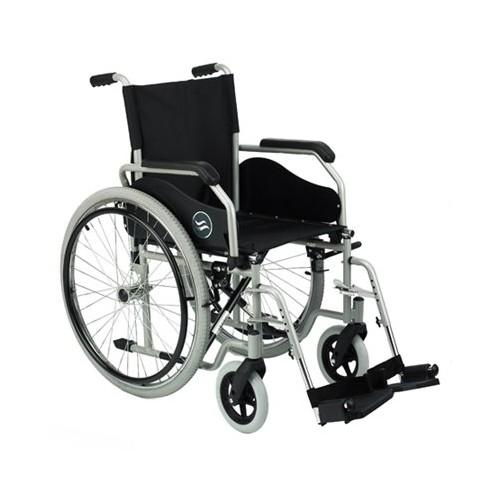 αναπηρικό αμαξίδιο απλού τύπου breezy