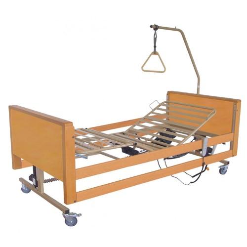 Νοσοκομειακή κλίνη ηλεκτρική πολύσπαστη AC 505W