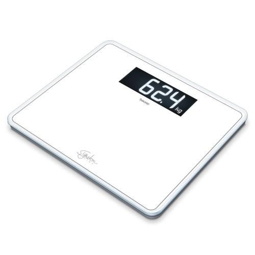 Ζυγαριά Μπάνιου Ηλεκτρονική Beurer GS 410 White Signature Line