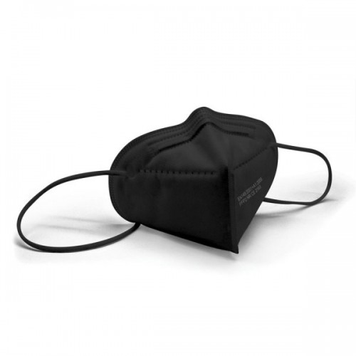Μάσκα Προστασίας FFP2 μαύρη