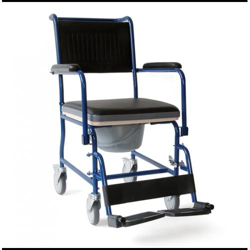 Καρέκλα Τροχήλατη WC - Κάλυμμα
