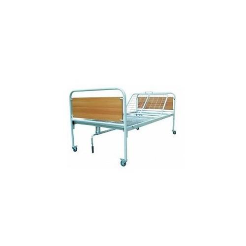 Νοσοκομειακό κρεβάτι χειροκίνητο ( ενοικίαση )