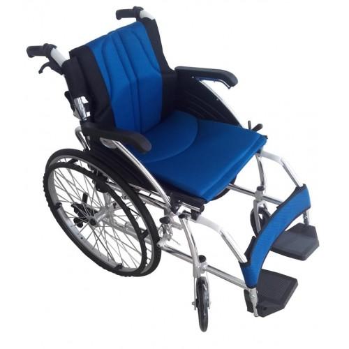 Αναπηρικό Αμαξίδιο ALU II FIX QR Premium