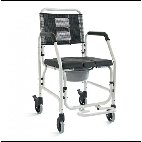 Καρέκλα Τροχήλατη Αδιάβροχη Με Wc